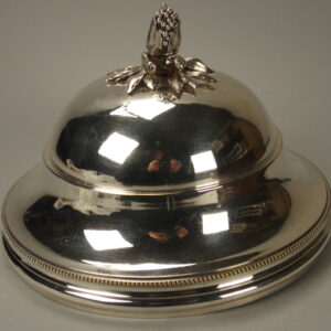 Cloche ronde Christofle