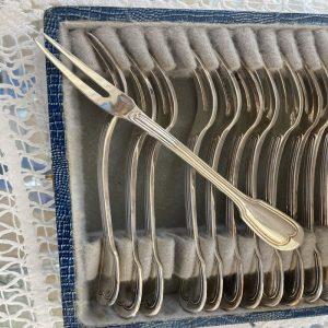 fourchettes à escargots ou à crustacés